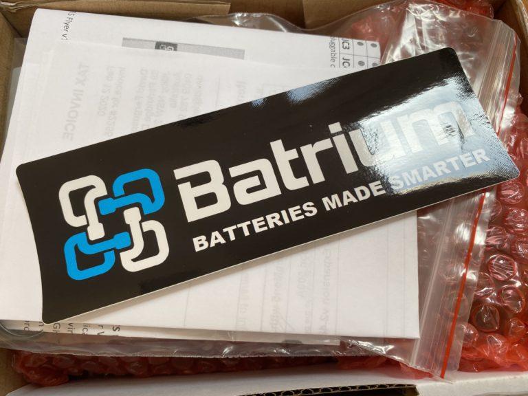 Batrium Arrival